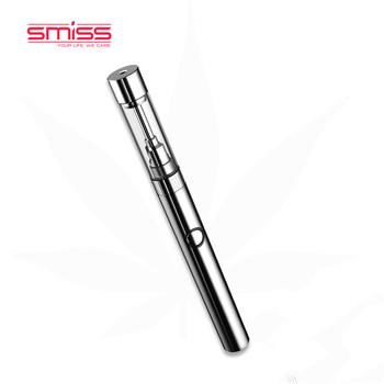 Smiss New Technology MKB Metal Case Packing E Cigarette Pen Vaporizer Portable Vape Pen