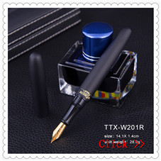 2018 high Quality novelty Plastic Fountain Pen with Colorful for School Students