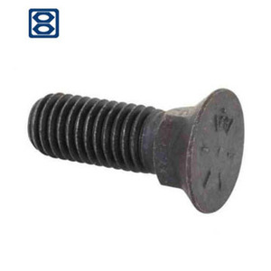 Haiyan bafang elevator bolts flat countersunk head plow bolts