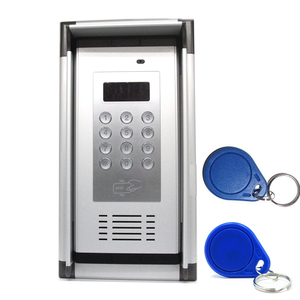 K6 China new product apartments gsm door phone