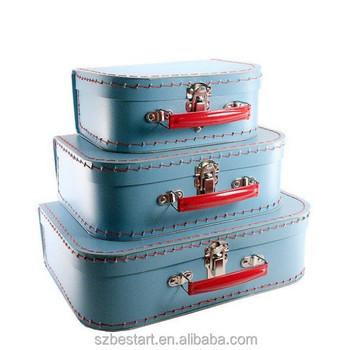 Mini Suitcase Box,Cardboard Suitcase Gift Box,Suitcase Shape Box ...