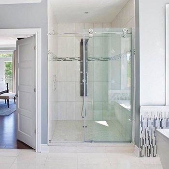 Frameless Glass Sliding Shower Door Hardware Shower Screen Buy