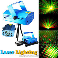 150mw mini laser stage lighting mini Green&Red dmx51 Laser dj laser light disco party lighting
