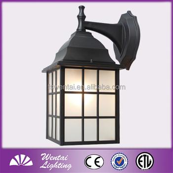 Classic Lantern Lamp / Exterior Wall Lighting