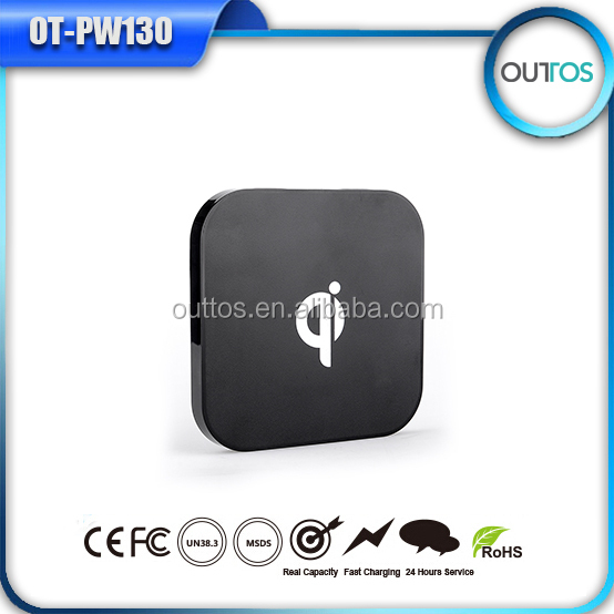 ISO9001 hot sales promotional Qi standard universal wireless phone charger, india wireless charger receiver