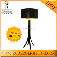 tripod stand floor lamp for room made in china