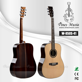 guitare classique bois massif