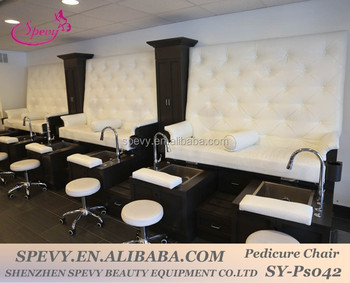 spa image over chairs spas zoom beauty benches malibu equipment hover salon ii bc pedicure to bench