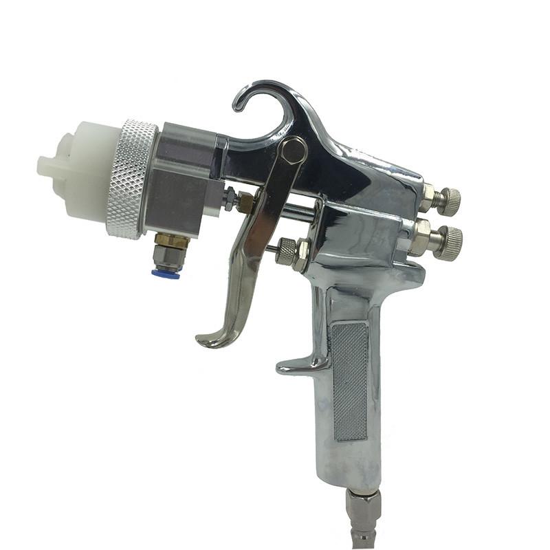 Sat1182 Chrome Nano Foam Gun Air Pinsel Adjustable Air Druckregler
