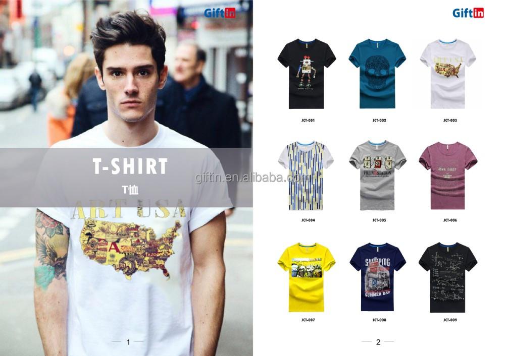Custom cheap wholesale tshirts promotional blank t shirt for Cheap promo t shirts