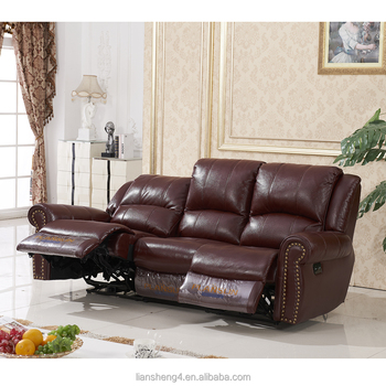Luxury Vip Home Cinema Theatre Sofa Recliner With Footrest Wholesale Modern  Couch Best Recliner