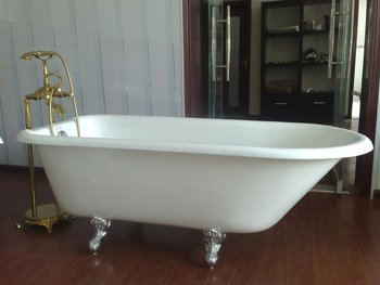 Dimensioni Vasca Da Bagno Tradizionale : Piccole dimensioni vasca da bagno clawfoot vasca da bagno antica