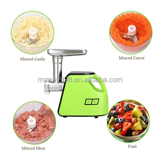 cheaper price industrial electrical meat grinder