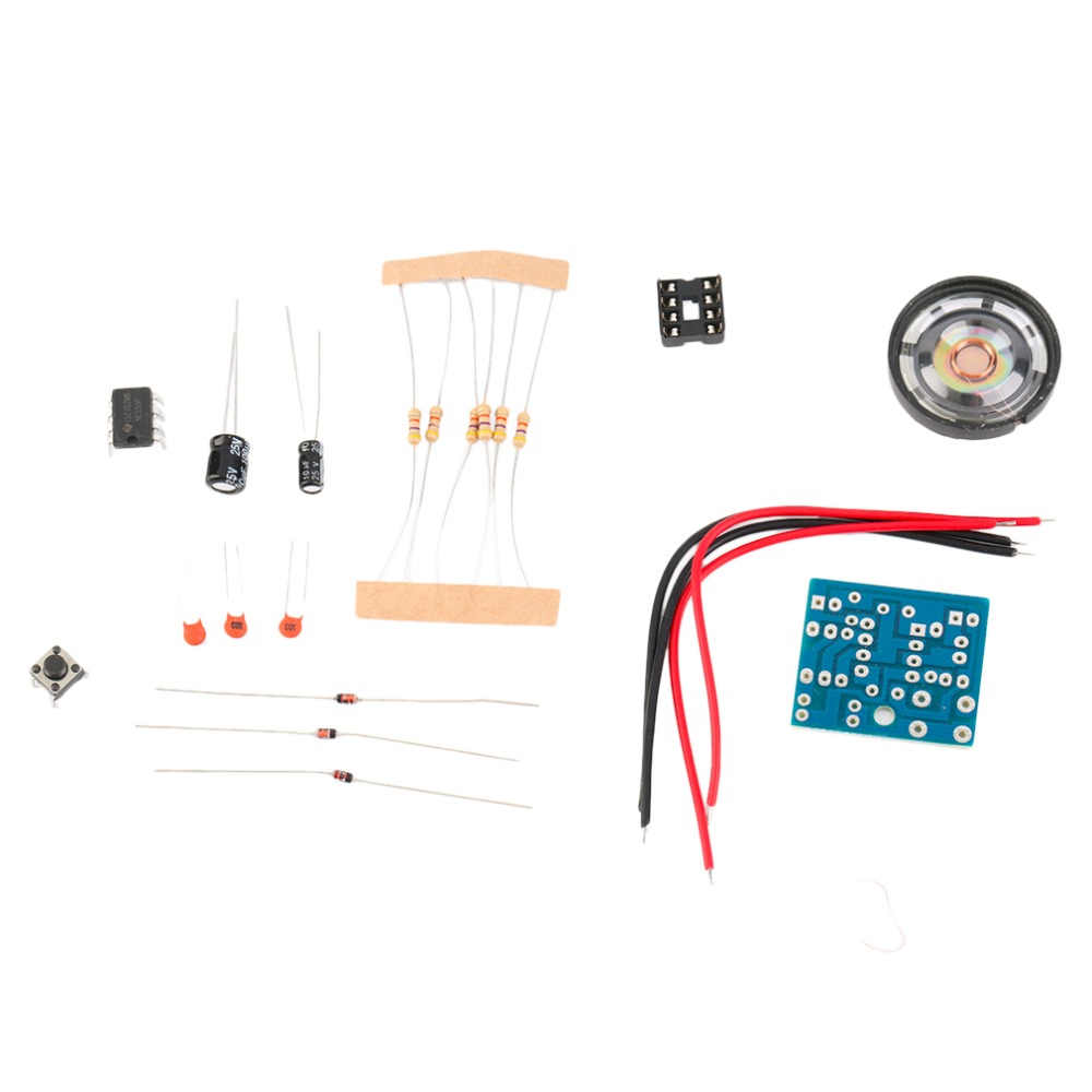 Electronics Diy Kit Wholesale Suppliers Alibaba Clock Electronic Circuit Board Time