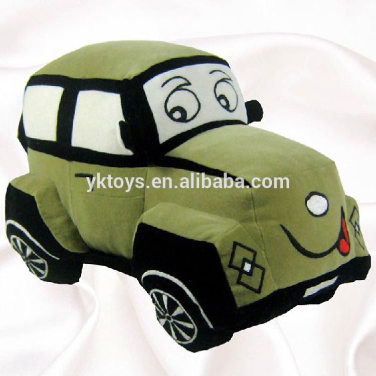 Mini truck plush toy promotional plush toy custom car toy meets EN71