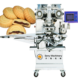 Shanghai supplier food mooncake maamoul machine production line