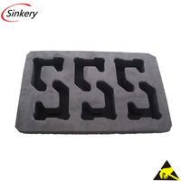 closed cell cross linked polyethylene black low density polyurethane foam