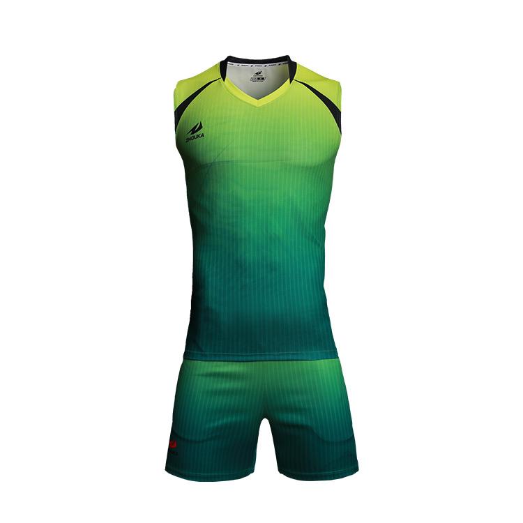 6e7e4eb35e663 Venta al por mayor de diseños de ropa deportiva hombres uniforme sin mangas  jersey de vóleibol