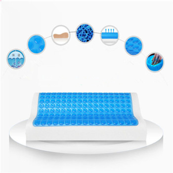 soft loft memory inch stomach bedding sleepers flat foam bluewave img cover with slim us perfect certipur and product hypoallergenic only ultra pillow by cool thin back bamboo gel for certified inches
