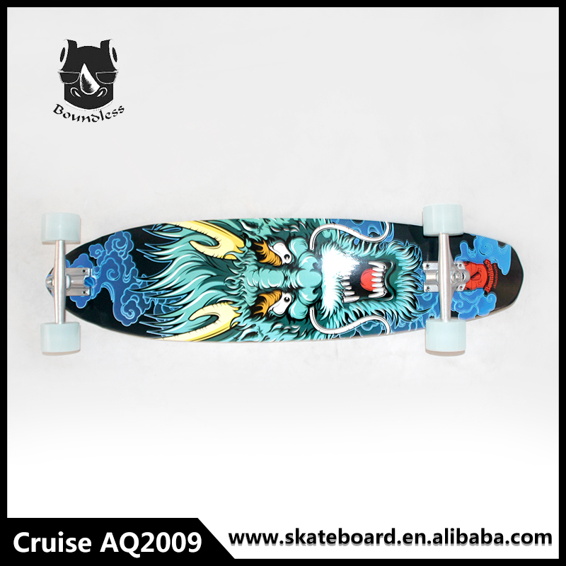 Top Quality Custom Customized Accepted skate longboard