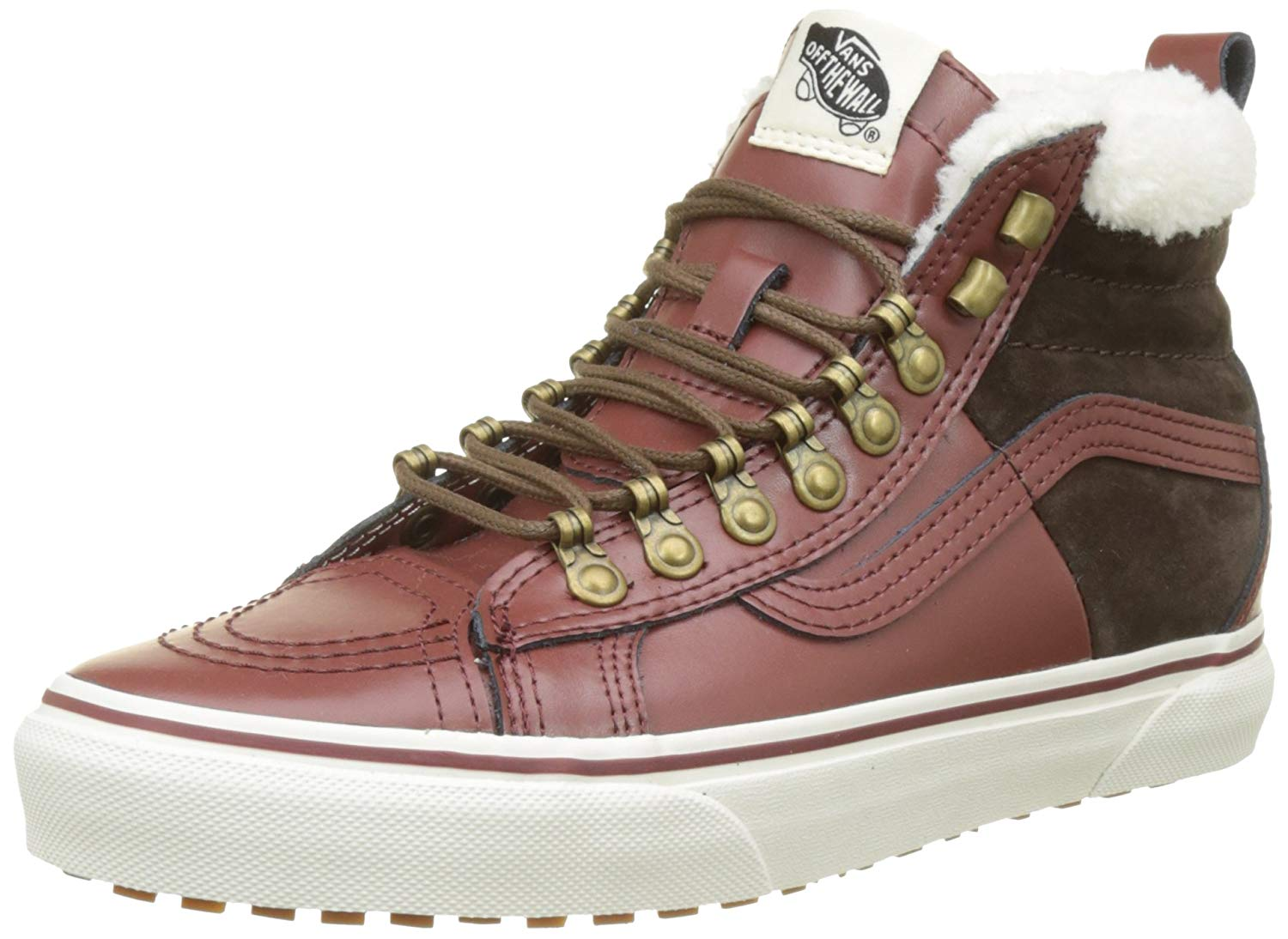 be49e32cf6 Buy Vans SK8 Hi MTE Glazed Ginger Shoe XH4DX3 in Cheap Price on ...