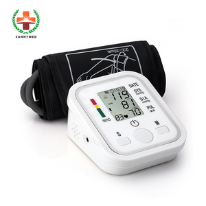 SY-G084 USB Voice control CE Arm-style Digital blood pressure monitor price