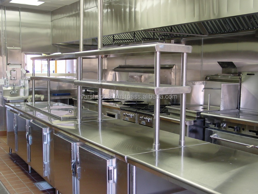 Beautiful restaurant kitchen appliances this will be my for Professional kitchen design