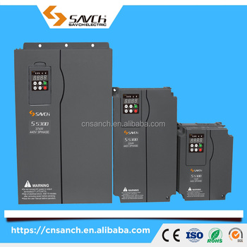 ODM/OEM service 1.5kw~75kw 3 phase inverter vfd drives for ac permanent magnet synchronous motor