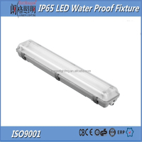 T8 IP65 tri proof light for LED or fluorescent tube