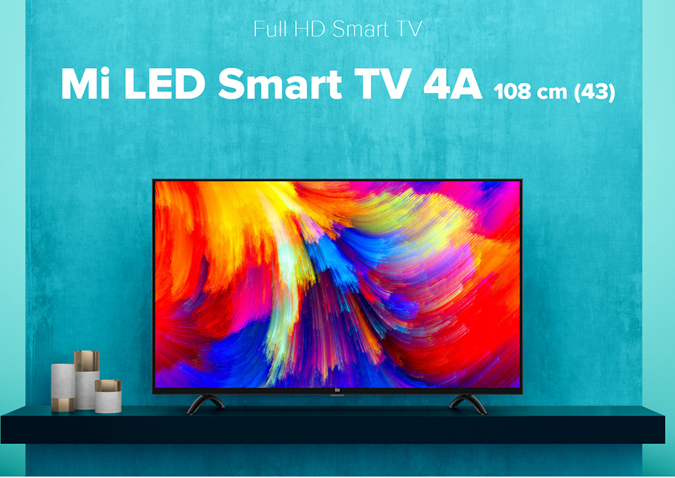 China Version Mi LED Smart TV 4S 108 cm (43) Xiaomi TV for OEM SMART TV