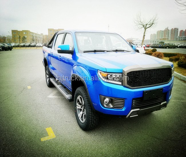 2018 new model 4x4 Double Cabin Pick up / CNG pick up / Petrol pick up car