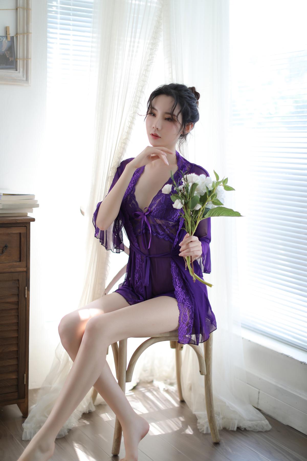 Yg X50 Pretty Design Mature Women Hot Sexy See Through