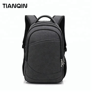 Water Resistant 15.6 Inch Laptop Backpack Outdoor Business Daypack