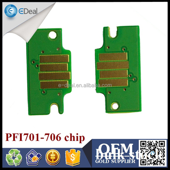 Pfi 704 Reset Chip For Canon Ipf 8300 8310 Compatible Ink ...