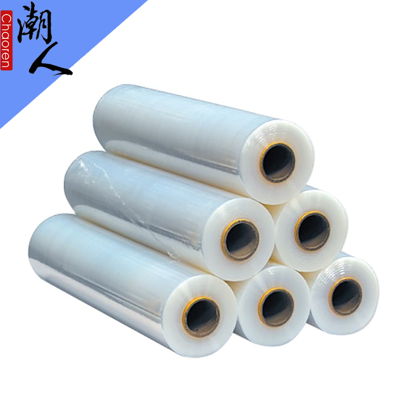 PE stretch film Polyethylen film Kunststoff wrap film