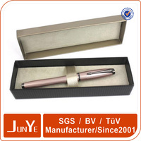 Factory direct sale foam insert empty customised deck gift pen boxes