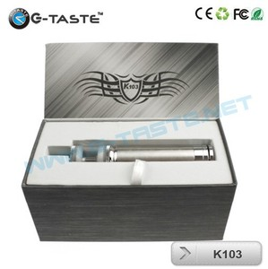 new arriveal k103 vaporizer e cigarette with low price