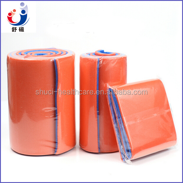 Alibaba Express SHUCI medical roll splint orthopedic products manufacture thermoplastic splint