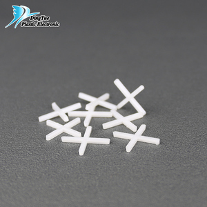 100pcs/bag plastic floor ceramic tile spacer