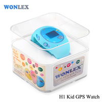 China Manufacturer Wholesale Wonlex H1 Bluetooth Cow Kids GPS Tracker Long Lasting Battery