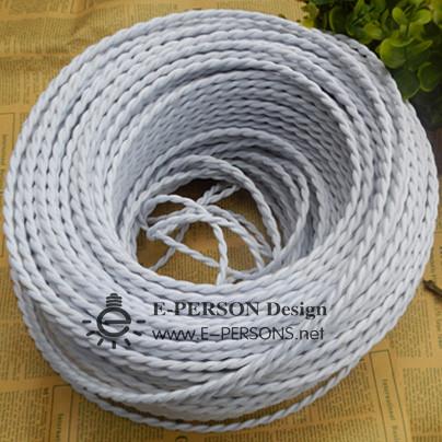 Edison Weinlese-gewebe-kabel Elektrischen Draht Verdreht Kabel ...