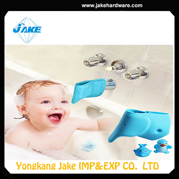Wholesale childproofing oem high quality baby bath spout cover child protector bathroom accessory
