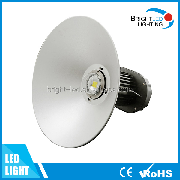 New module ip65 led high bay light in PC lamp shade/high bay led light 100W/150W/200W made in chinese factory(KT-BHB413-200W)
