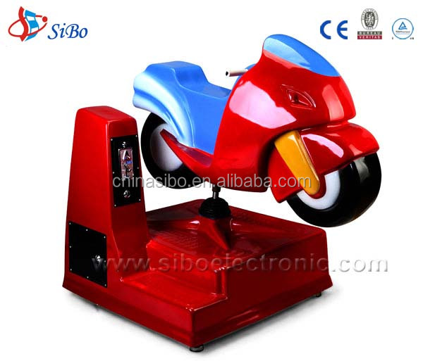 GM57 kids lovely music motorcycle for playing