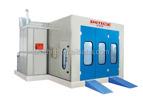 China Supplier Spray Booth Smithde SM-350 Industrial Microwave Oven for car repair painting CE Certified