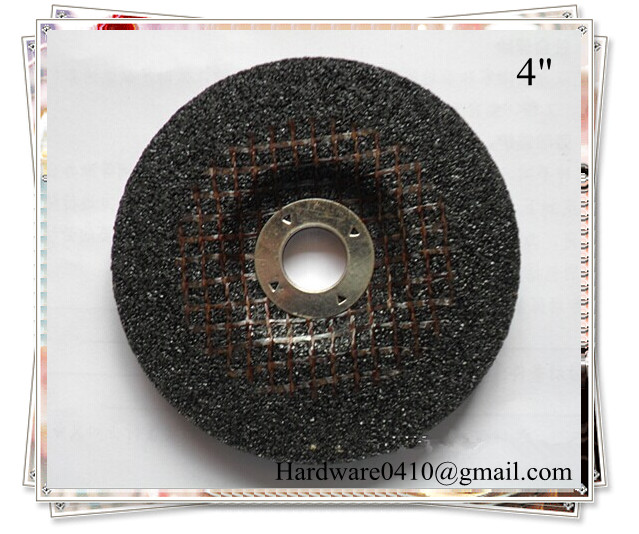 100*6*16 polishing wheel for stainless with double net