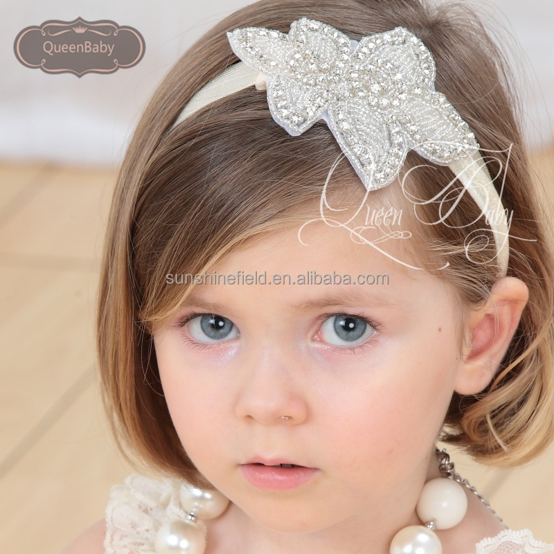 Baby Rhinestone Bling Crystal Headbands Newborn Christening Headband Baby  Girl Sequins Elastic Hairbands - Buy Rhinestone Headband 6efa79a6b05