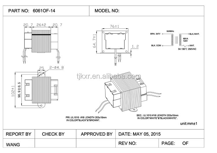 HTB1gtC6JpXXXXbKXpXXq6xXFXXXV ul approved 50va,60va,100va,347v to 120v mini step down 347v to 120v transformer wiring diagram at nearapp.co
