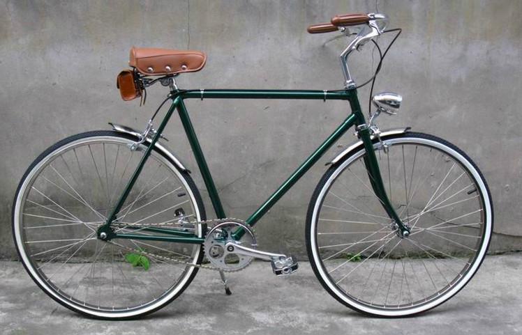 2015 Retro Style Fixed Gear Bicycle 700c Lady Fixie Bike