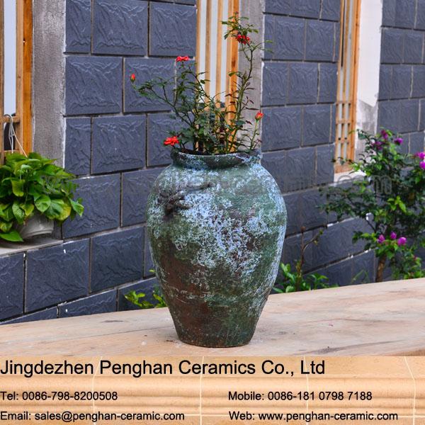 Béton décoration en céramique et en terre cuite jardin bonsaï ...